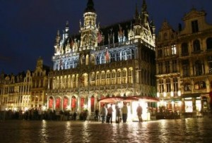 gran plaza belgica