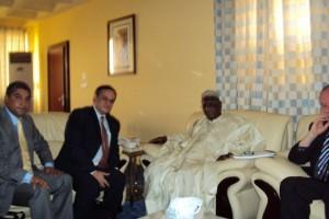 vini-primer ministre niger